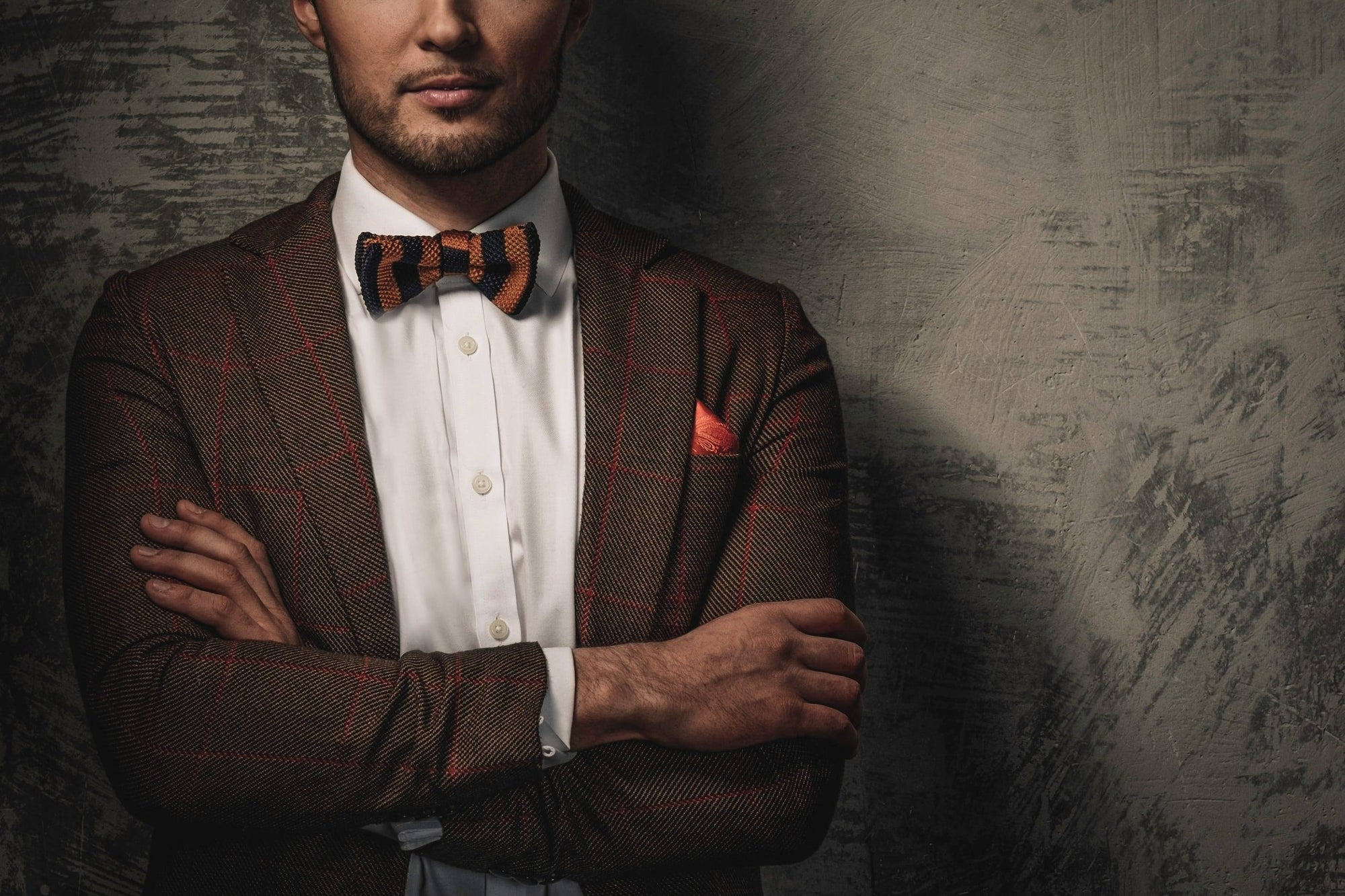 The Professor - Lingo Luxe Menswear Persona