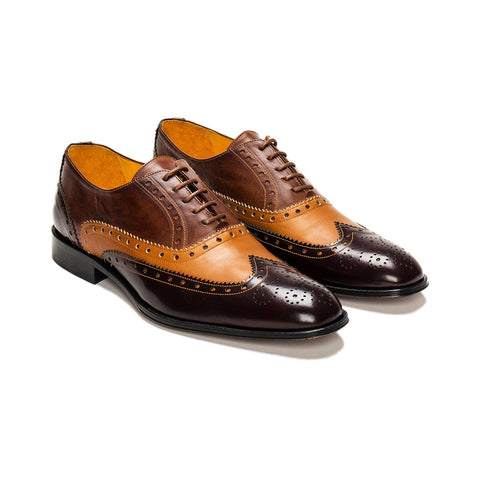 Brogue Men's Shoe