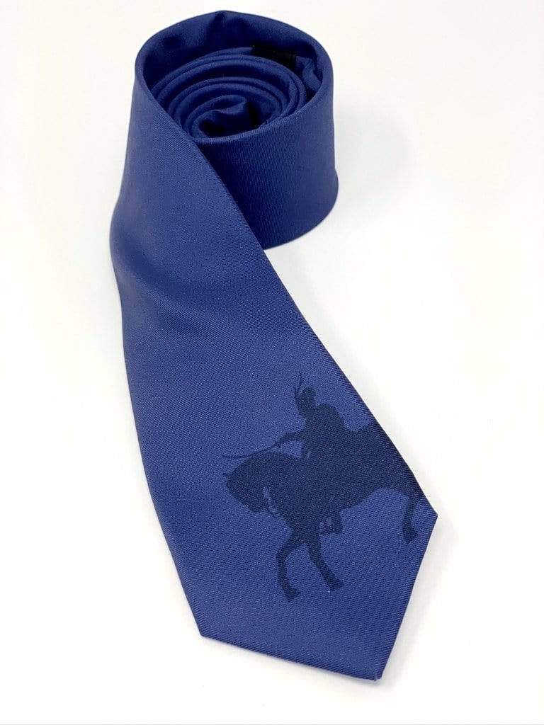 Croatian Tie | The Rise - Blue