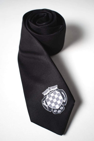 Croatian Tie- The Super G-Lingo Luxe Bespoke