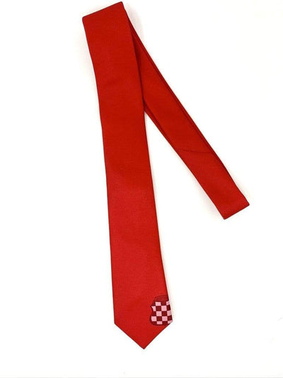 Croatian Tie | The Whip - Red