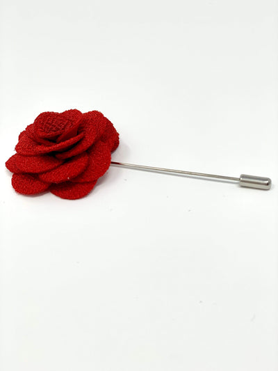 Lapel Flower | The Candy Apple