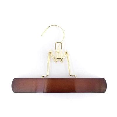 Luxury Wooden Men's Trouser Hanger-Lingo Luxe Bespoke
