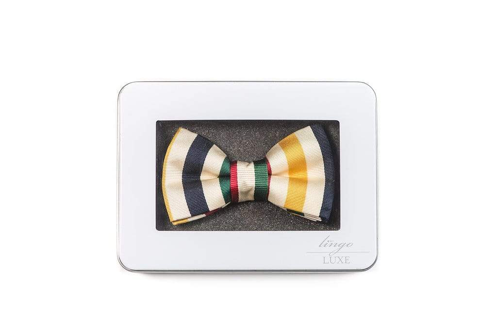 Men's Bowtie | Lingo Luxe The Primary-Lingo Luxe Bespoke