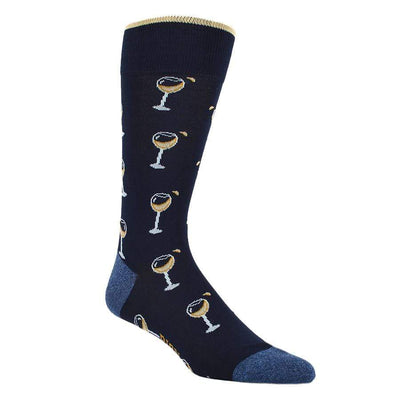 Men's Classic Dress Socks | Lingo Luxe The Toast-Lingo Luxe Bespoke
