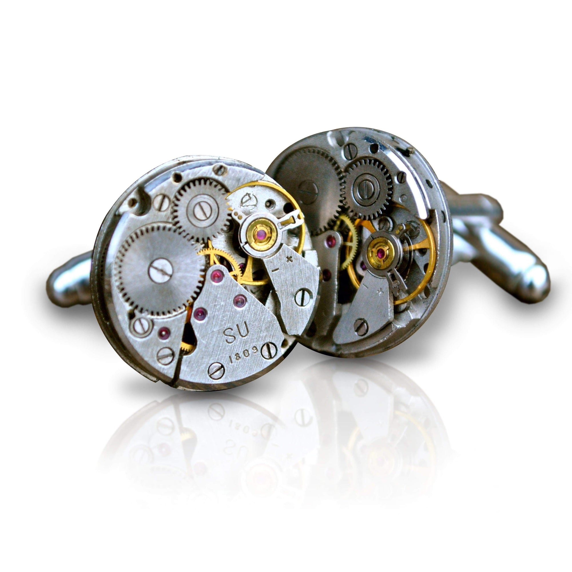 Men's Cufflinks | Lingo Luxe The Chan-Lingo Luxe Bespoke