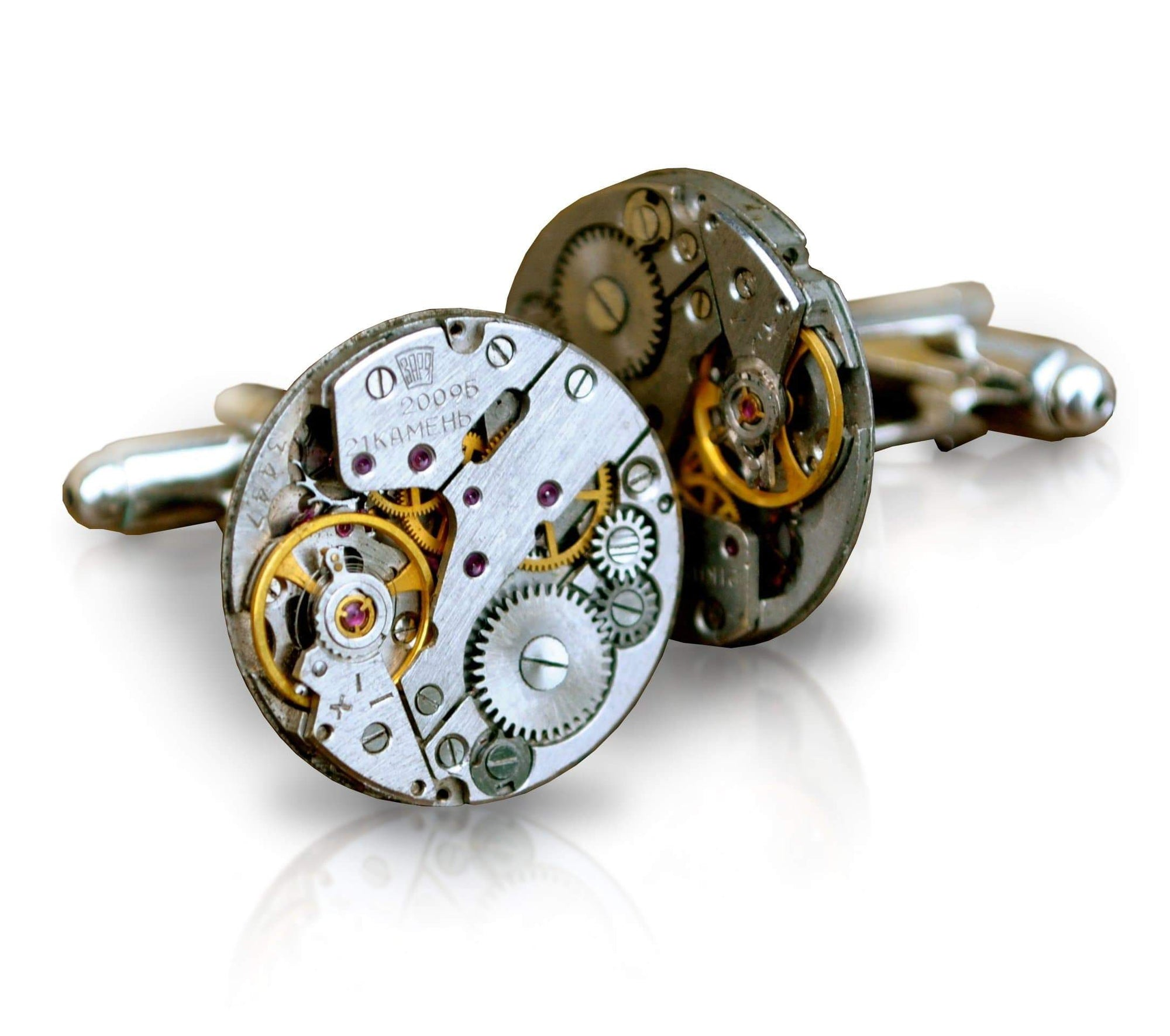 Men's Cufflinks | Lingo Luxe The Ford-Lingo Luxe Bespoke