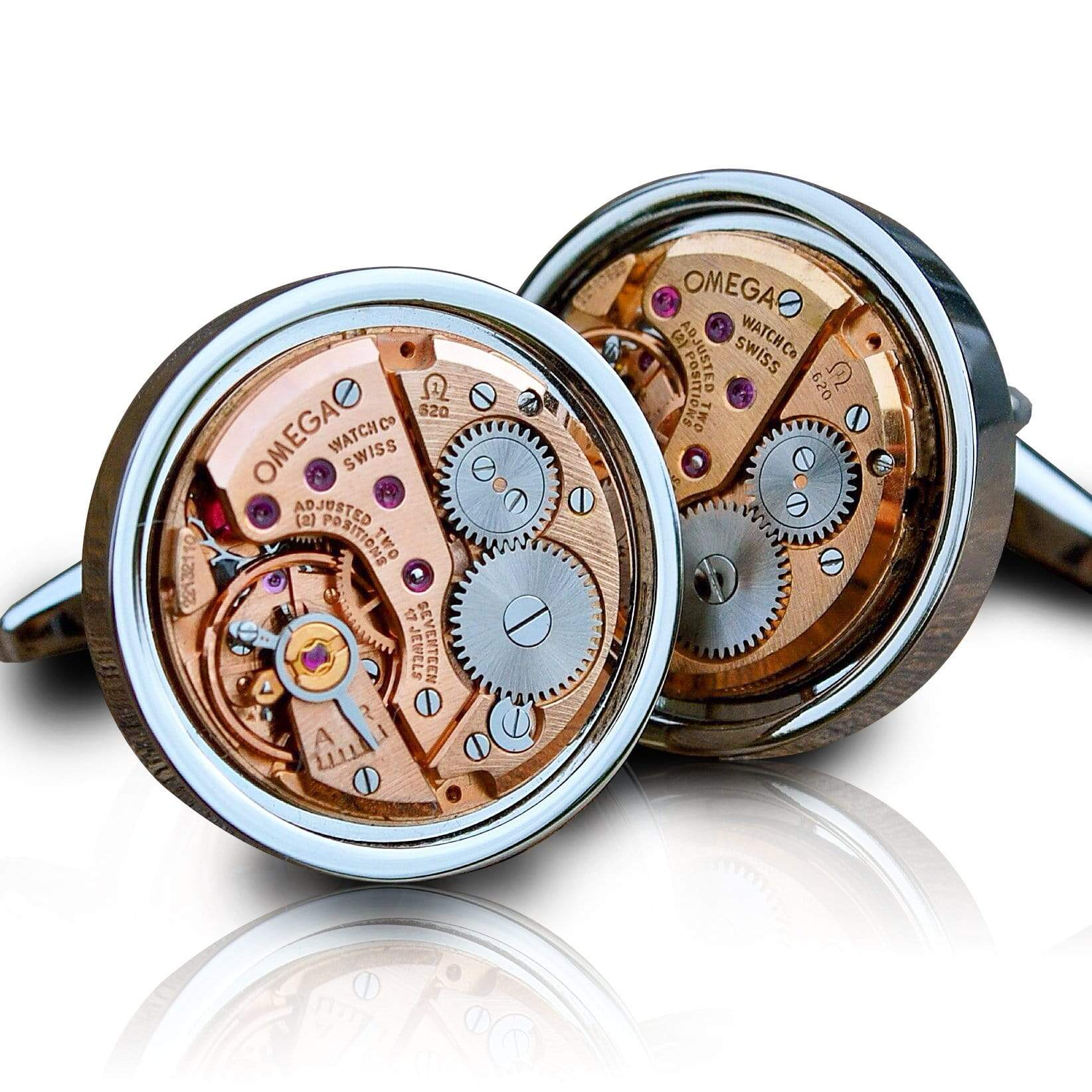 Men's Cufflinks | Lingo Luxe The Jovovich-Lingo Luxe Bespoke