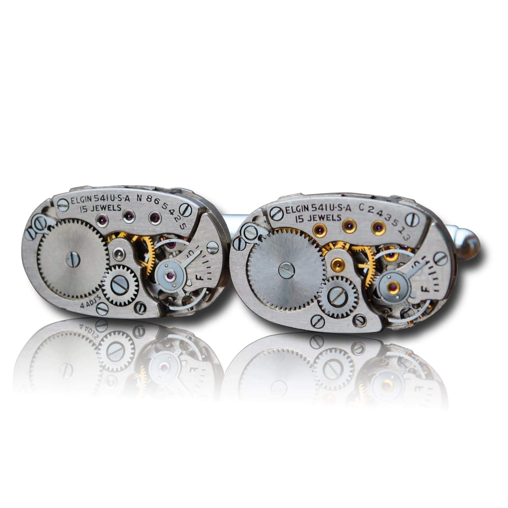 Men's Cufflinks | Lingo Luxe The Lee-Lingo Luxe Bespoke