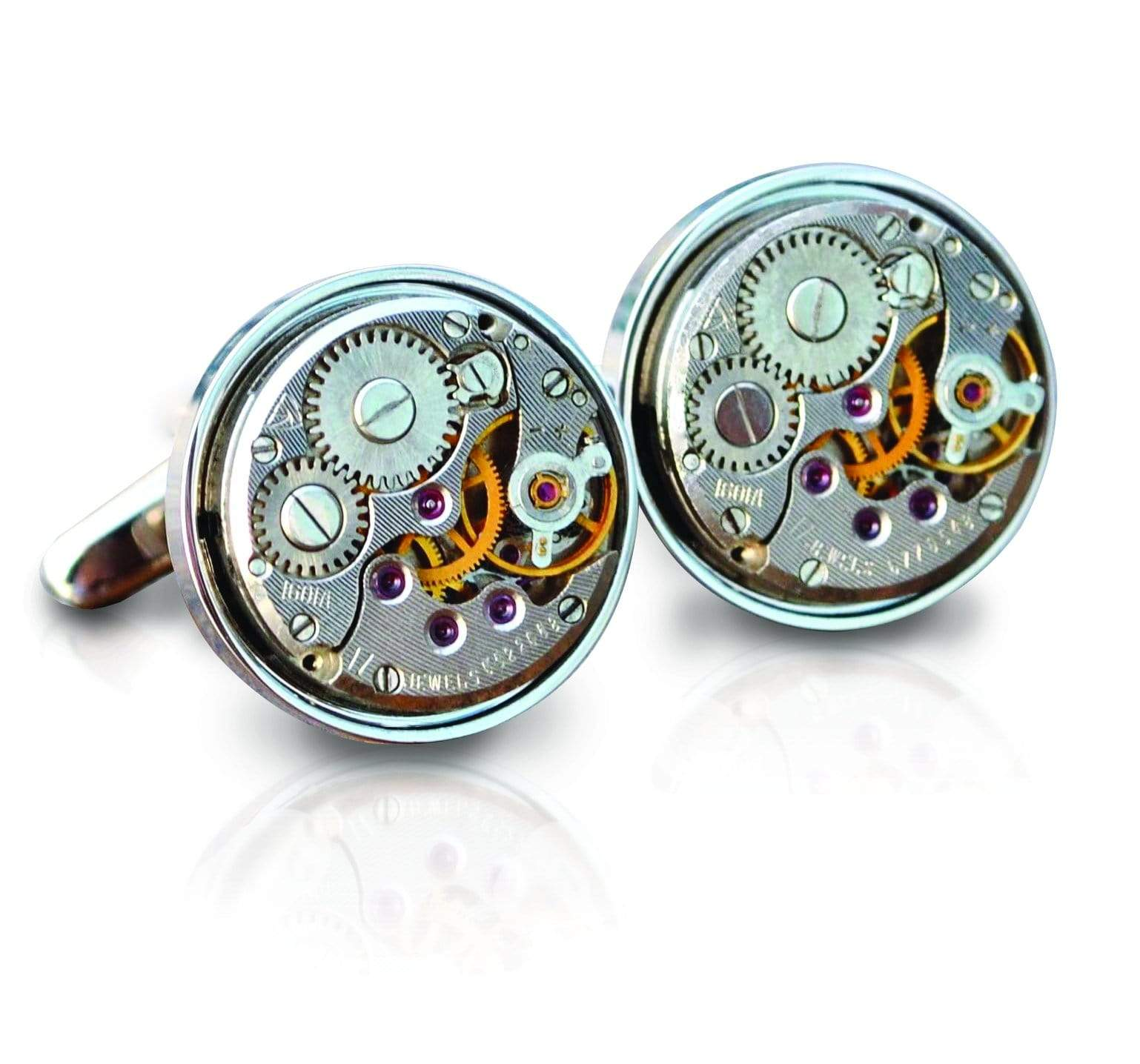 Men's Cufflinks | Lingo Luxe The Smith-Lingo Luxe Bespoke