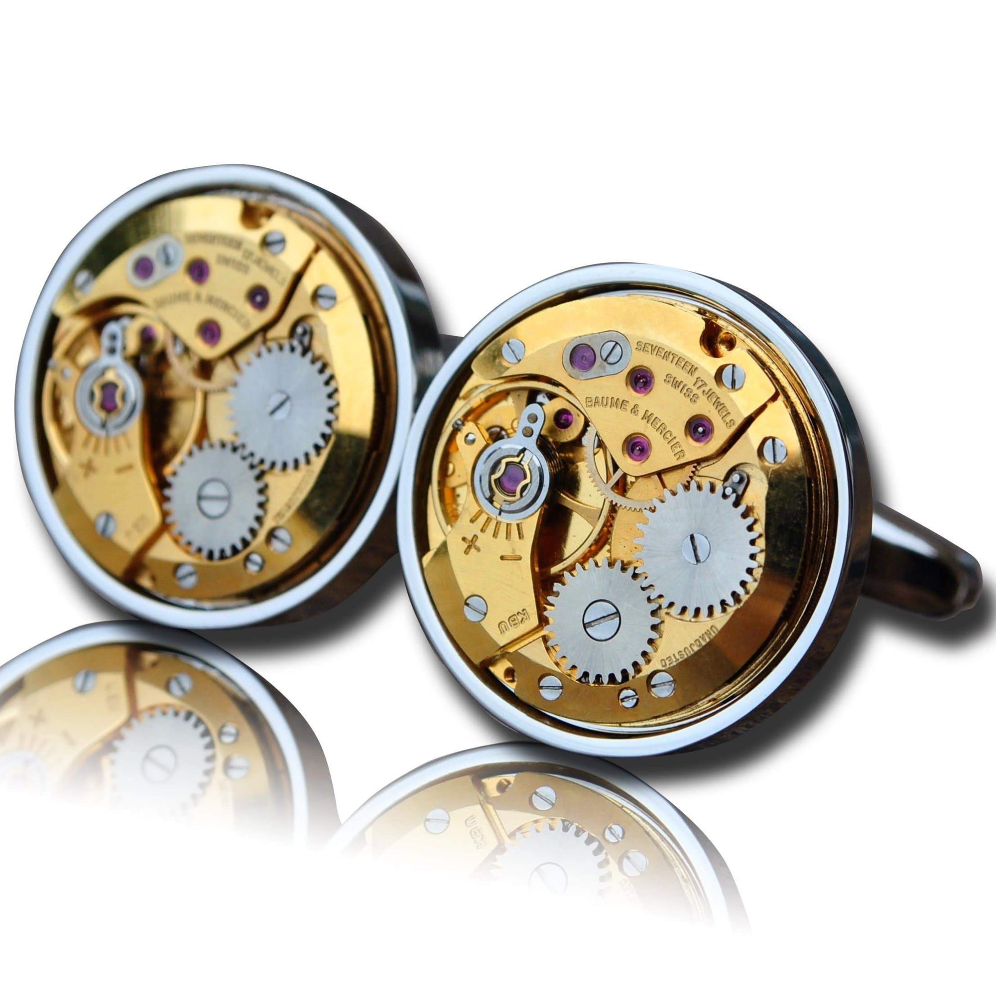 Men's Cufflinks | Lingo Luxe The Willis-Lingo Luxe Bespoke