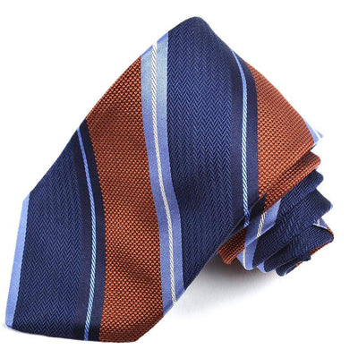 Men's Tie | Lingo Luxe The Sportsman-Lingo Luxe Bespoke