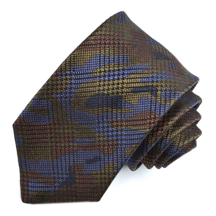 Men's Tie | The Camouflage-Lingo Luxe Bespoke