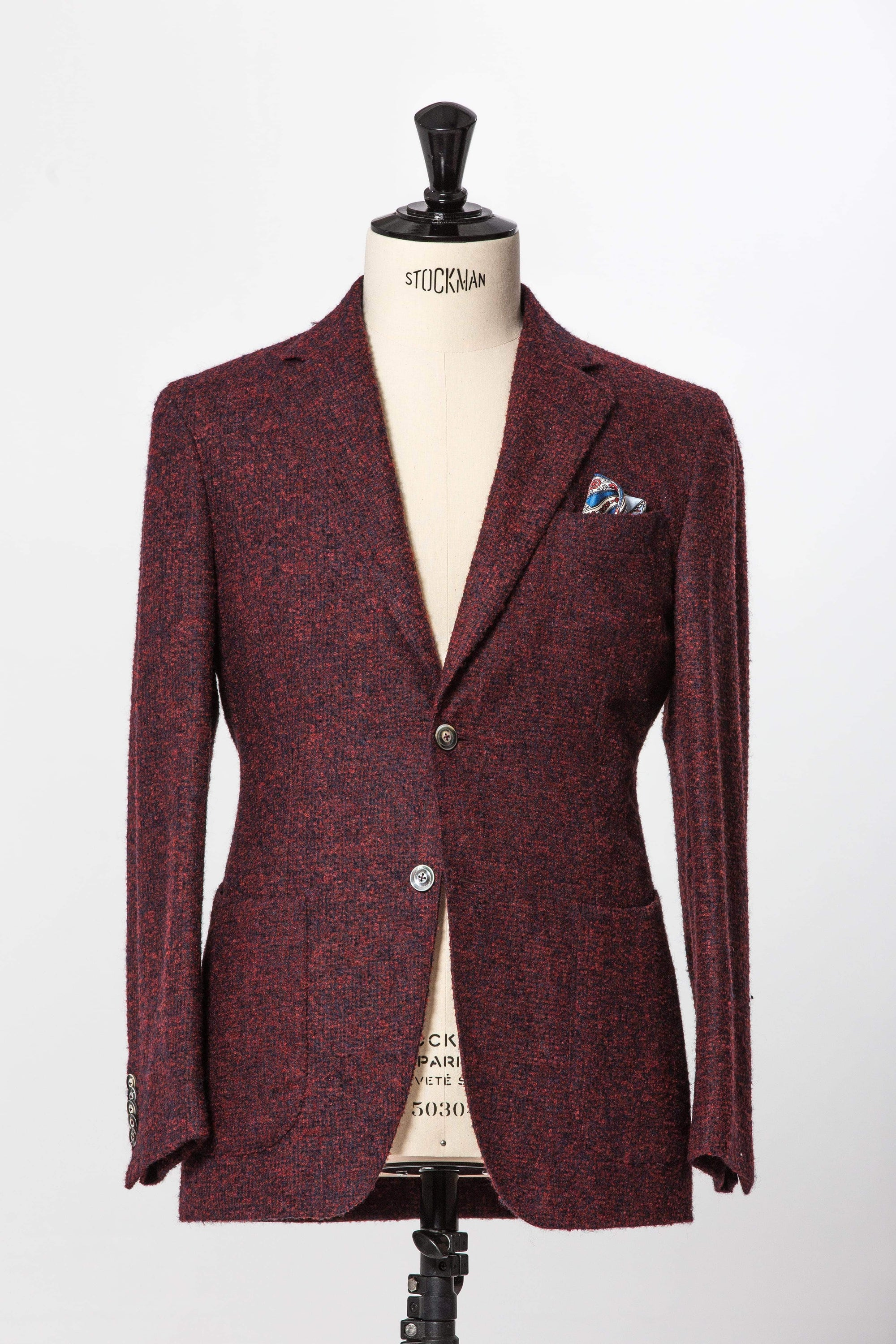 MEN'S BESPOKE BLAZER - SILVER LEVEL