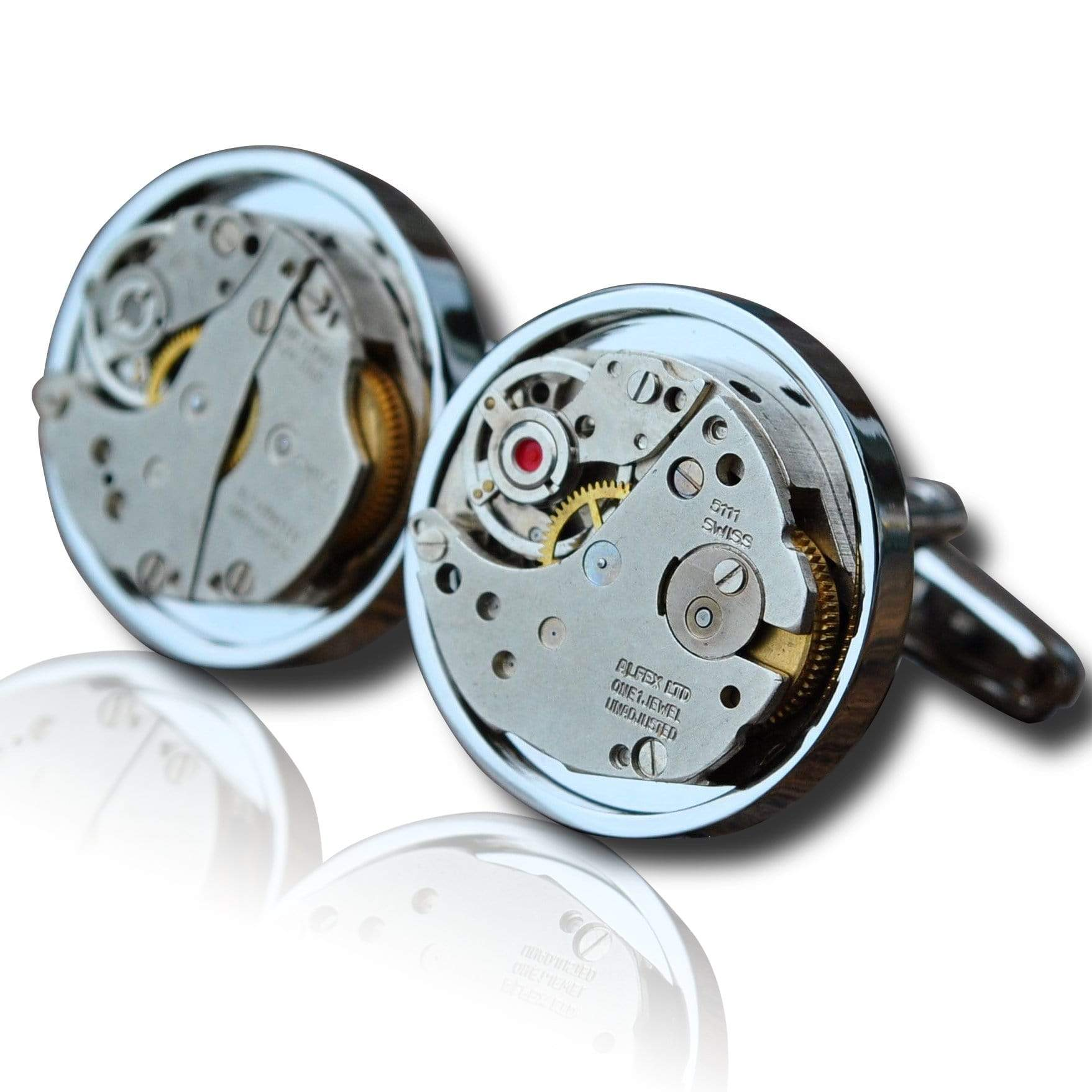 Mens Cufflinks | Lingo Luxe The Snipes-Lingo Luxe Bespoke
