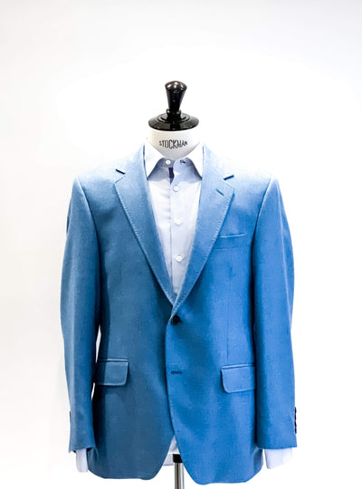 Powder Blue Sports Jacket