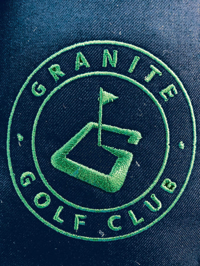 The Granite Golf Club Jacket