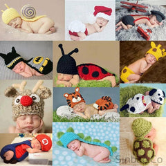 2017 Creative Baby Knitted Hat-Hat-Sinbadco