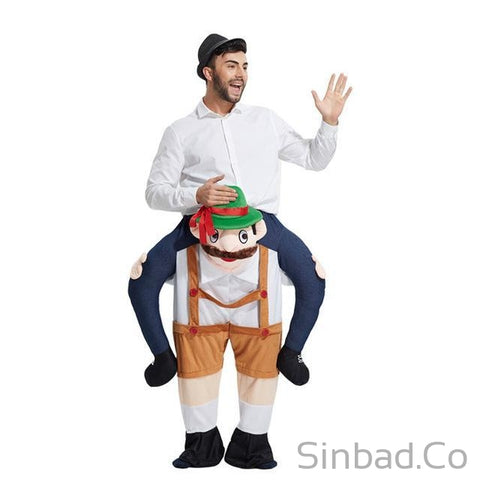 2017 New Ride On Costumes Adult Size-costume-Sinbadco