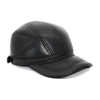 Image of 2018 Genuine Leather Baseball Cap - 3 Color Highest Quality-Sinbadco