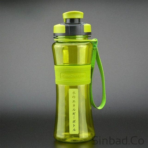 550ml PORTABLE SPORTS WATER BOTTLE - Stay Hydrated All Day Long!-Water Bottle-Sinbadco