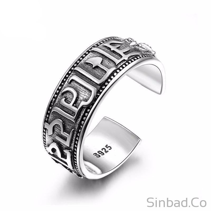 thai dragon the ring super throne bdac silver sterling style collections s rock thumb solid ya v cool rings products