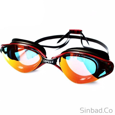 Adjustable Swimming UV Glasses-Swimming-Sinbadco