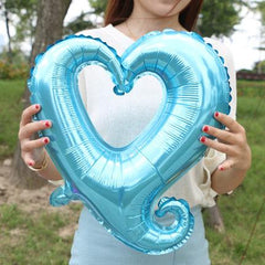 Aluminium Foil Inflatable Balloon Wedding and Engagement Party Decoration