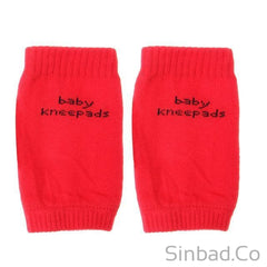 Anti-Slip Cotton Crawling Baby Knees protector - 1 Pair