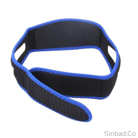 Anti Snore Chin Strap Health care Sleeping Aid Tool-Anti snore-Sinbadco