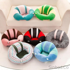 Baby Plush Soft Animal Support Sitting Posture Comfortable Lovely Sofa