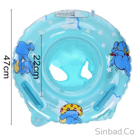 Baby Swimming Inflatable Ring-Baby-Sinbadco