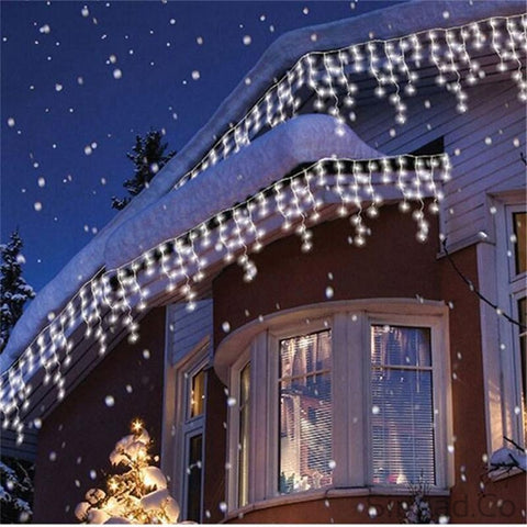 Christmas Garland Led Light for Outdoor-Sinbadco