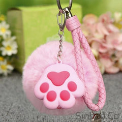 Creative Dog Claw light Key Chain - Holiday Gift