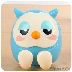 Cute Owl Phone Stand & Piggy Bank
