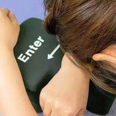 Enter Key Anti Stress Button