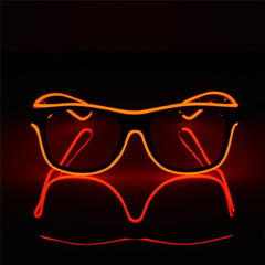 Flashing Wire Led  Luminous Glasses