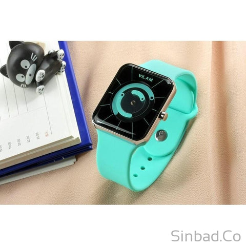 Future design girls watch-Sinbadco