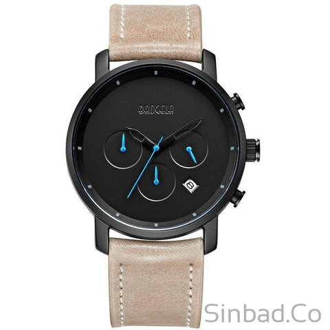 Genuine 2018 Fashion Quartz Male Watch-Sinbadco