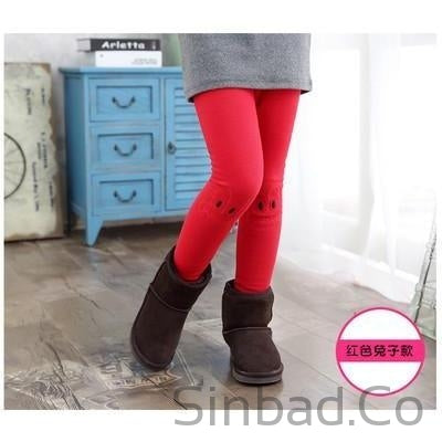 Girls Warm 2017 New Winter Legging-Girls legging-Sinbadco