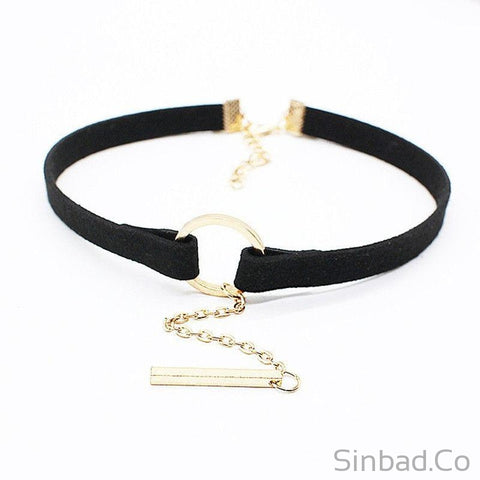 Handcraft Bohemia Choker Necklace-Necklaces-Sinbadco