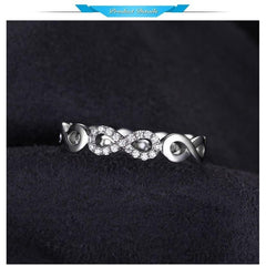 Infinite Love Anniversary Ring