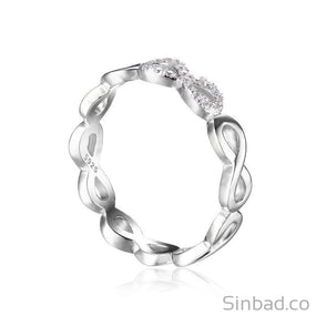 Infinite Love Anniversary Ring-Fine Jewelry-Sinbadco