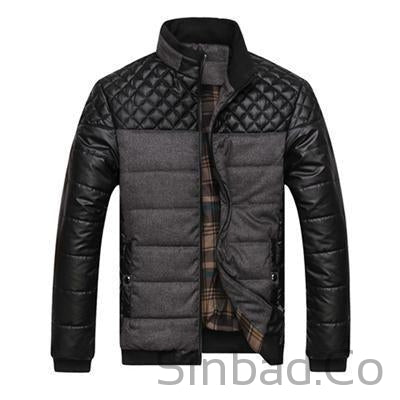 Intelligent Man Jacket-Sinbadco