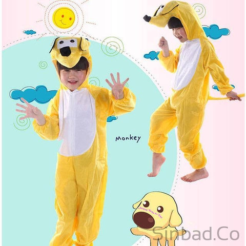 Kids Costumes Animals Jumpsuit-costume-Sinbadco