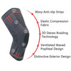 Image of Knee Support for Running, Arthritis, Meniscus Tear, Sports, Joint Pain Relief and Injury Recovery-Sinbadco