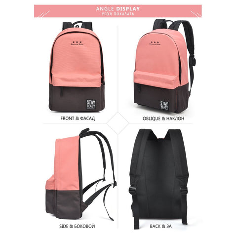 Laptop Bag for Teenage School Girls-Sinbadco