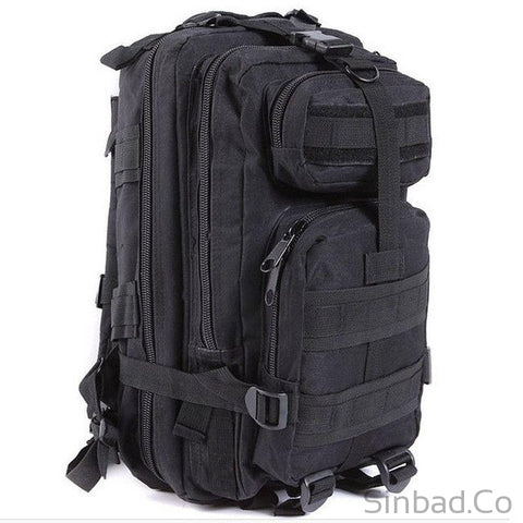 Large Capacity 30L Backpack-Outdoor-Sinbadco