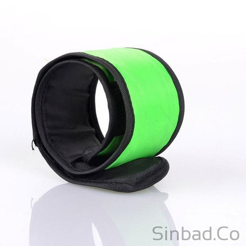 Led Light Glows Flashing Bracelet-Sinbadco