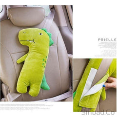 Lovely Car Safety Belt Shoulder Pad